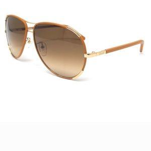 New ❤️ CHLOE ❤️ Aviator Sunglasses